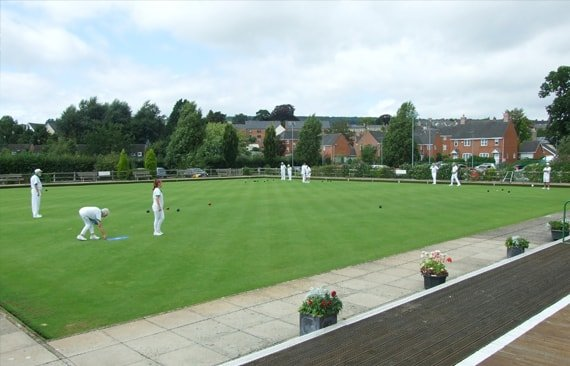 Cotswal bowls club management system
